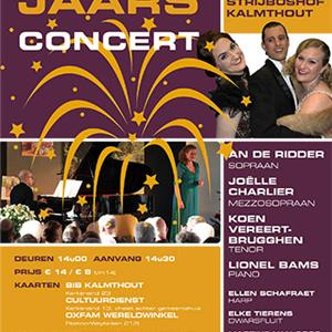 Poster New Year's Concert 2015